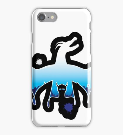 The Hero In All of Us iPhone Case/Skin