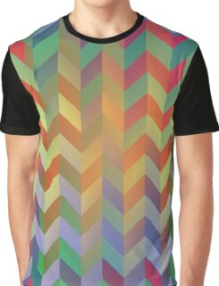 Chevron On Stilts Graphic T-Shirt