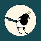King Magpie by - Kay -