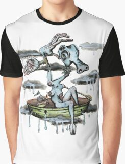 Why Sky Captain! Graphic T-Shirt