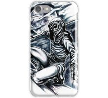 Death Assassin iPhone Case/Skin