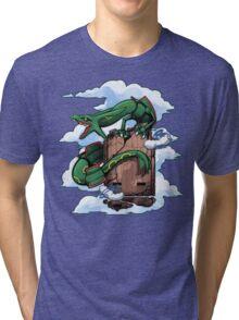 Emerald Tri-blend T-Shirt