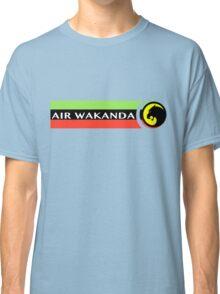 Air Wakanda- Logo Classic T-Shirt