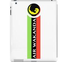 Air Wakanda- Logo iPad Case/Skin