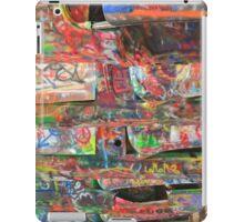 Row of Cadillacs iPad Case/Skin