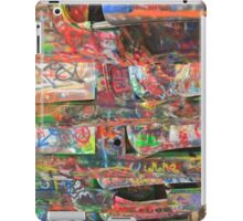 Row of Cadillacs iPad Case/Skin