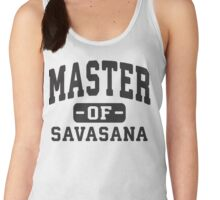 Master Of Savasana  Women's Tank Top