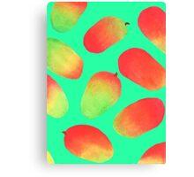 Mango Canvas Print