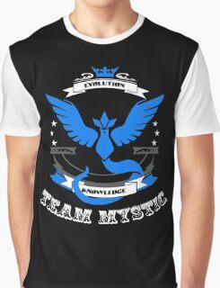Team Mystic Pokemon Go Graphic T-Shirt