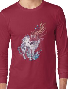 Spirit Animal - Wolf Long Sleeve T-Shirt