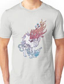Spirit Animal - Wolf Unisex T-Shirt