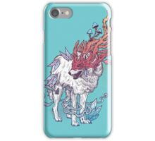 Spirit Animal - Wolf iPhone Case/Skin