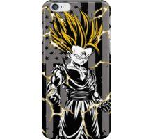 super saiyan gohan - RB00003 iPhone Case/Skin