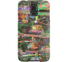 Graffiti Samsung Galaxy Case/Skin
