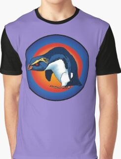 vXp - Vin the Xtreme Penguin Graphic T-Shirt