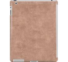 Cafe au Lait Oil Pastel Color Accent iPad Case/Skin