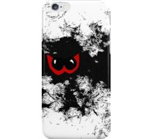 Black Hole no.2 iPhone Case/Skin