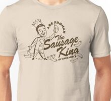 Abe Froman Sausage King of Chicago Unisex T-Shirt