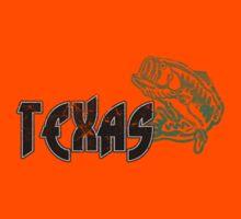 FISH TEXAS VINTAGE LOGO by phnordstrm