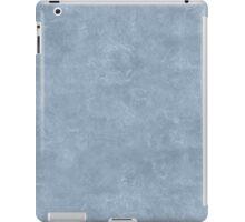 Dusty Blue Oil Pastel Color Accent iPad Case/Skin