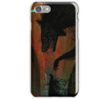 Dread Wolf/Solas Tarot Card Dragon Age Inquisition  iPhone Case/Skin