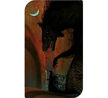 Dread Wolf/Solas Tarot Card Dragon Age Inquisition  Photographic Print