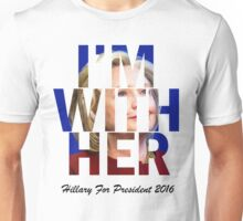 Hillary Clinton For President 2016 Unisex T-Shirt
