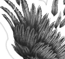 Raven Unravelled Sticker