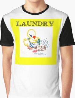 laundry paint Graphic T-Shirt