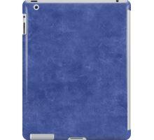 Deep Ultramarine Oil Pastel Color Accent iPad Case/Skin