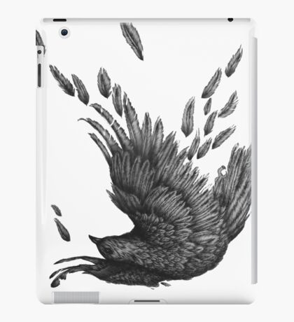 Raven Unravelled iPad Case/Skin
