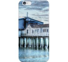 The Pier iPhone Case/Skin