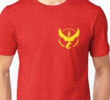 Team Moltres | PKMN GO Unisex T-Shirt