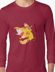 Team Valor -- Show Your Alliance Long Sleeve T-Shirt