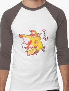 Team Valor -- Show Your Alliance Men's Baseball ¾ T-Shirt