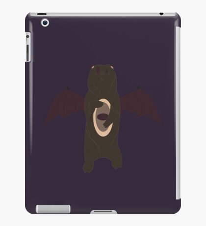 Demonic Bears Attack  iPad Case/Skin