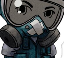 Mute Chibi Sticker