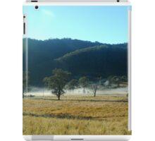Beautiful Morning Australian Countryside iPad Case/Skin