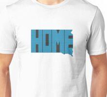 South Dakota HOME state design Unisex T-Shirt