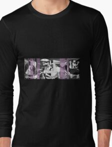 Guernica Modernized Long Sleeve T-Shirt