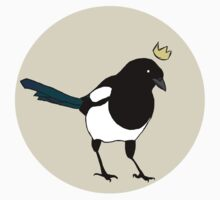 King Magpie [Tee] by - Kay -