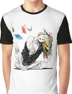 Delirium The Sandman Vertigo Comics Graphic T-Shirt