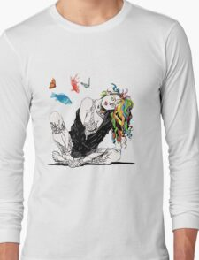 Delirium The Sandman Vertigo Comics Long Sleeve T-Shirt