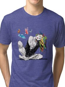 Delirium The Sandman Vertigo Comics Tri-blend T-Shirt