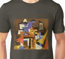Three Musicians Modernized Unisex T-Shirt