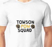 Towson Pom Squad Unisex T-Shirt