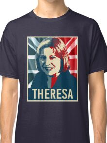Theresa May Poster Classic T-Shirt