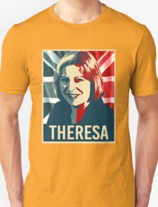 Theresa May Poster T-Shirt