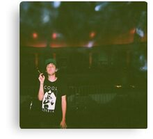Elvis Depressedly - Holo Pleasures / California Dreamin' Canvas Print