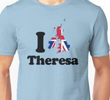 I Love Theresa May Unisex T-Shirt